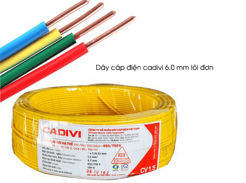 Cadivi-6.0mm-don